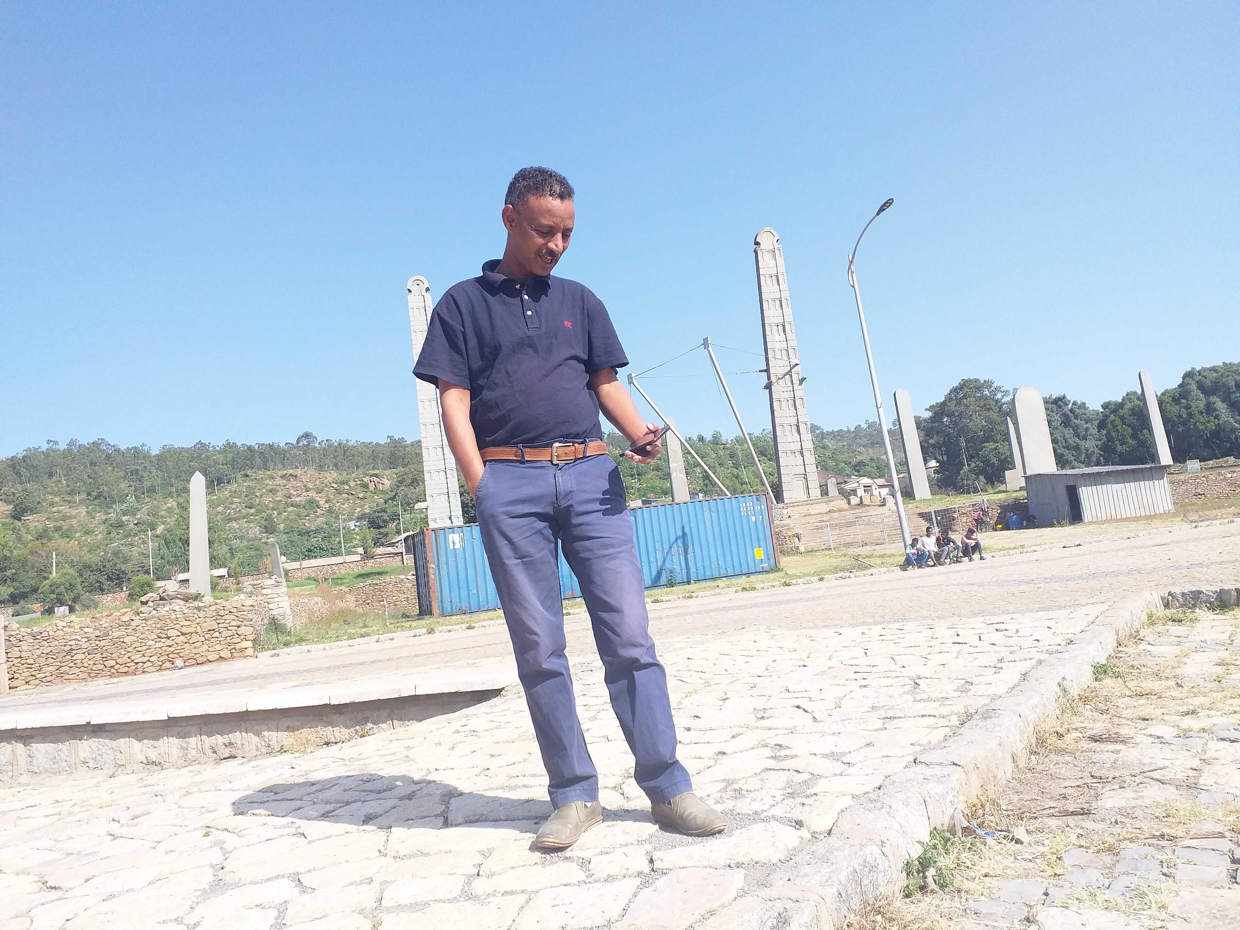 Teklay Nega Profile Picture
