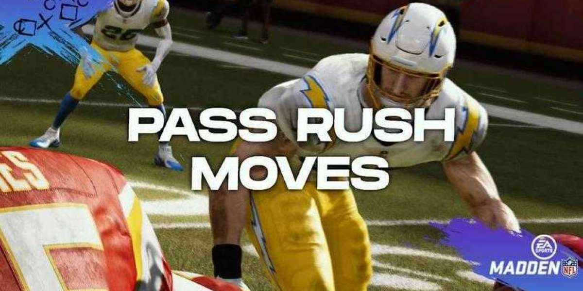 Madden 21 Details New Pass Rush Moves