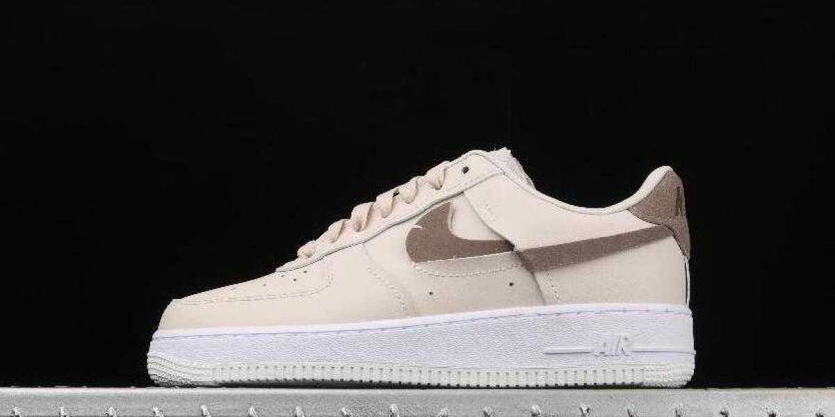 New Nike Air Force 1 LXX LT Orewood BRN Oliver Grey For Cheap Sale