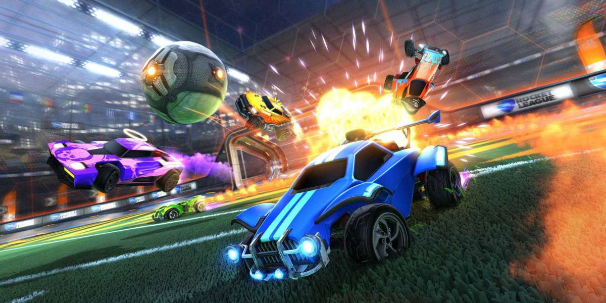 Rocket League is available on the Xbox One PS4 PC and Nintendo Switch