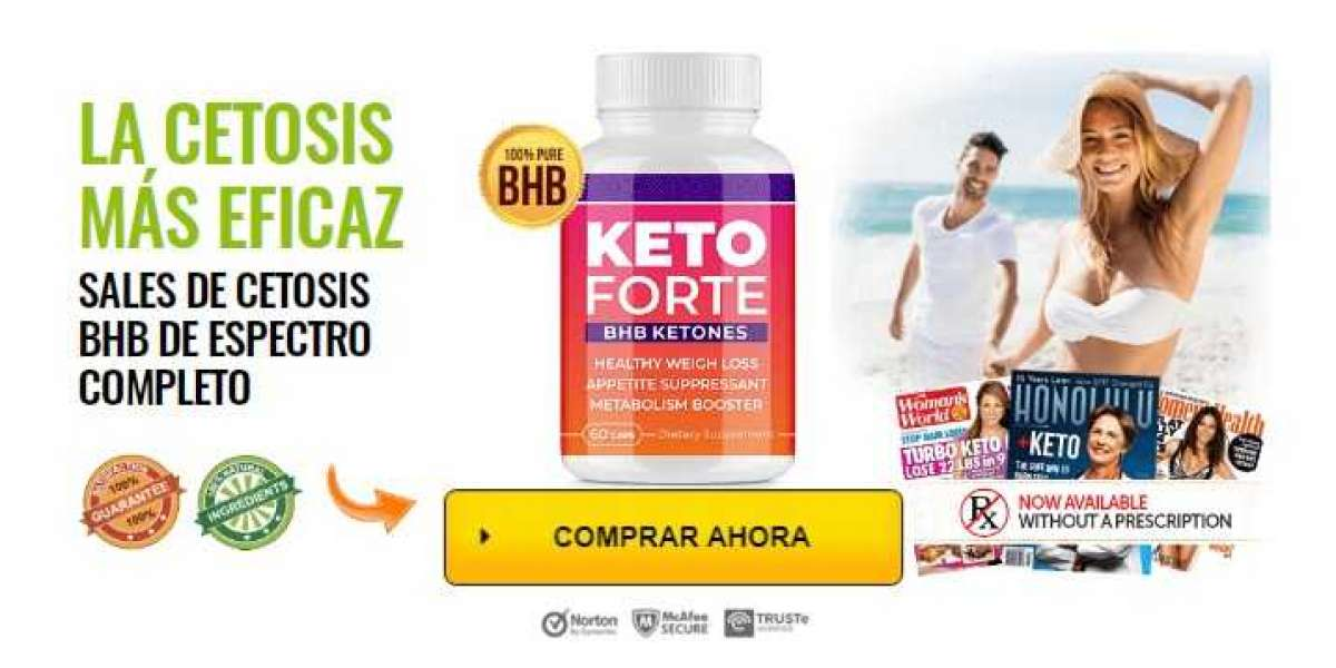 How Does Keto Forte Spain Pills Work?