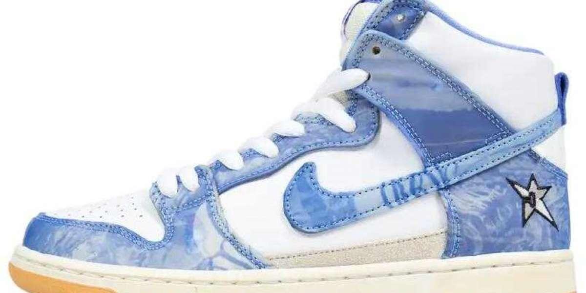 Carpet Company x Nike Dunk High White Royal Pulse to Arrive on Feb 26th 2021
