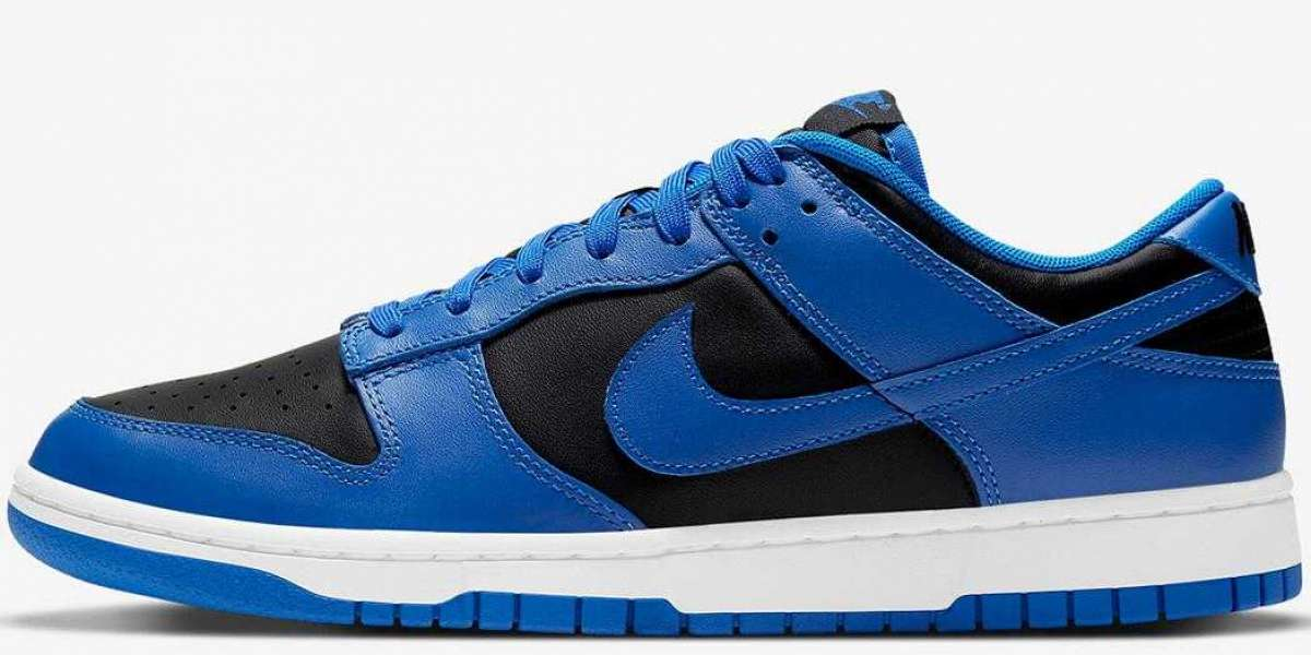 Nike Dunk Low Hyper Cobalt to Arrive on Feb. 18th, 2021