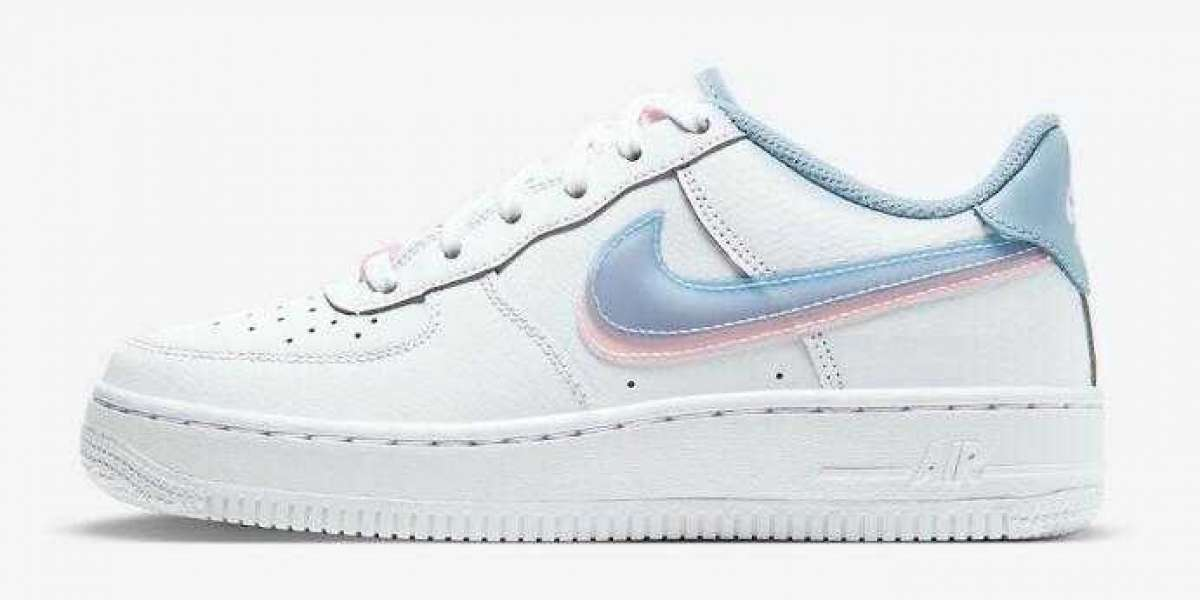 Nike Air Force 1 Low GS Double Swoosh to Arrive on January 27, 2021