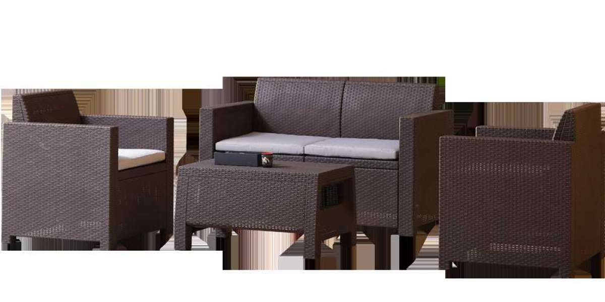 Insharefurniture Plastic Rattan Set: Cleaning and Caring Tips