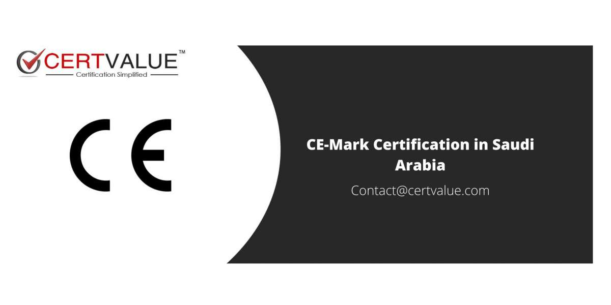 How to get CE-Mark Certification in Saudi Arabia?