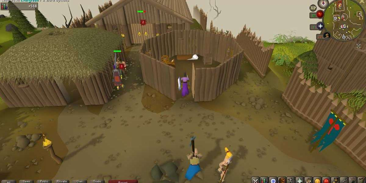 I am looking for a few skills to RuneScape