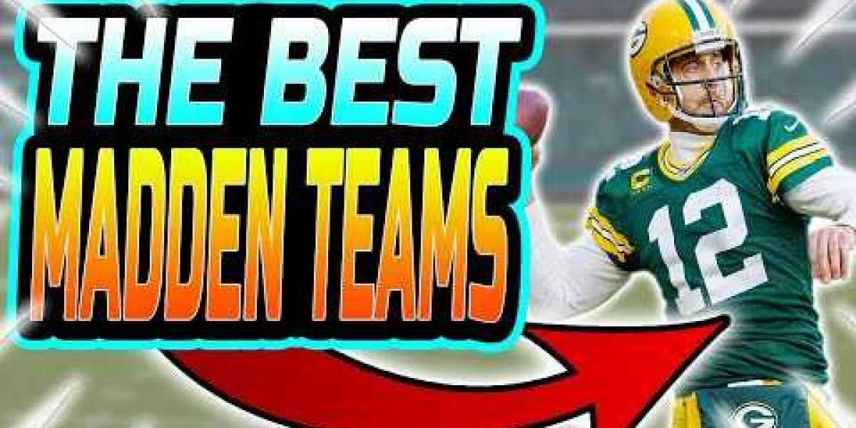 The Top 5 Best Teams To Use in Madden 21