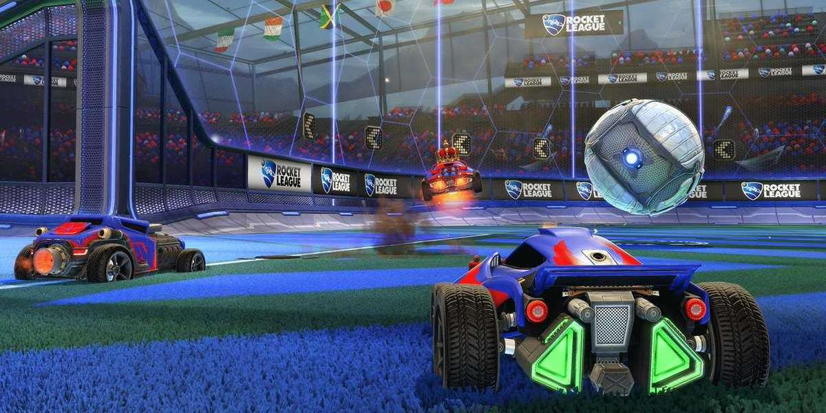We have proposed in the manual for Rocket League 2v2 mode