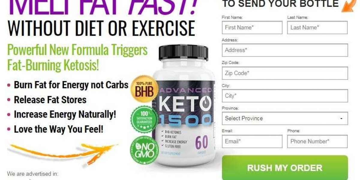 Stop Suffering!!! Click Here to Get Keto Advanced 1500 Canada Now From Its Official Website