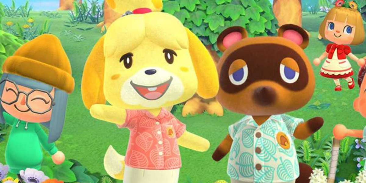 It is not necessarily the case that Animal Crossing