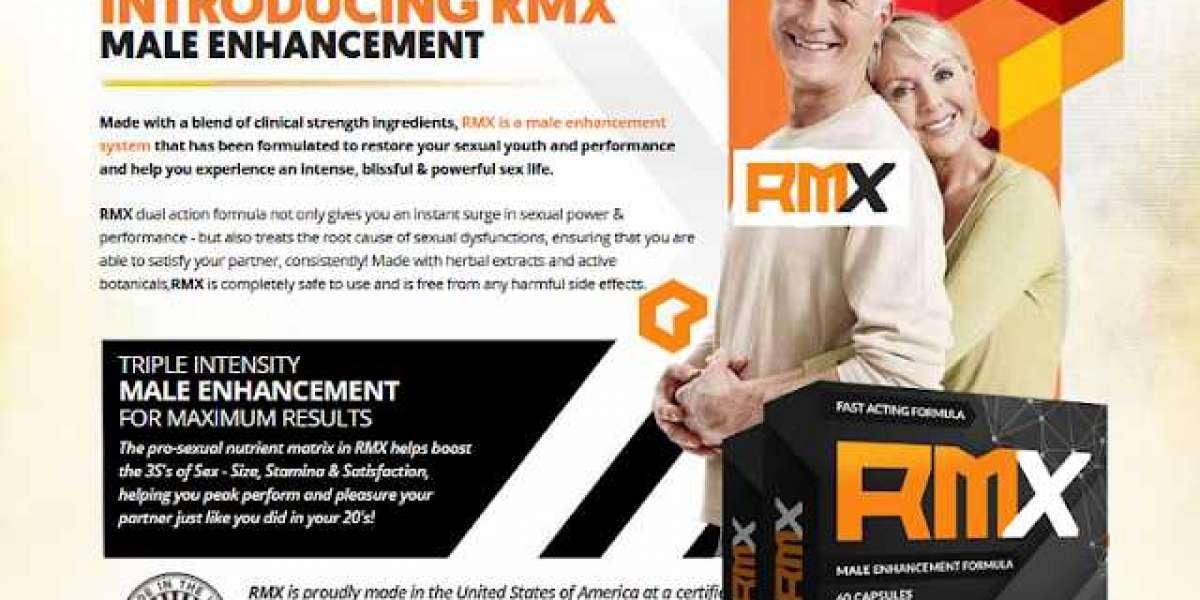 RMX Male Enhancement Pill