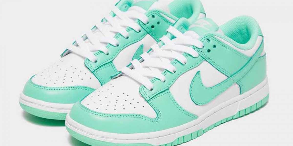 "DD1503-600 Nike Dunk Low WMNS ""Light Soft Pink"" Release Information"