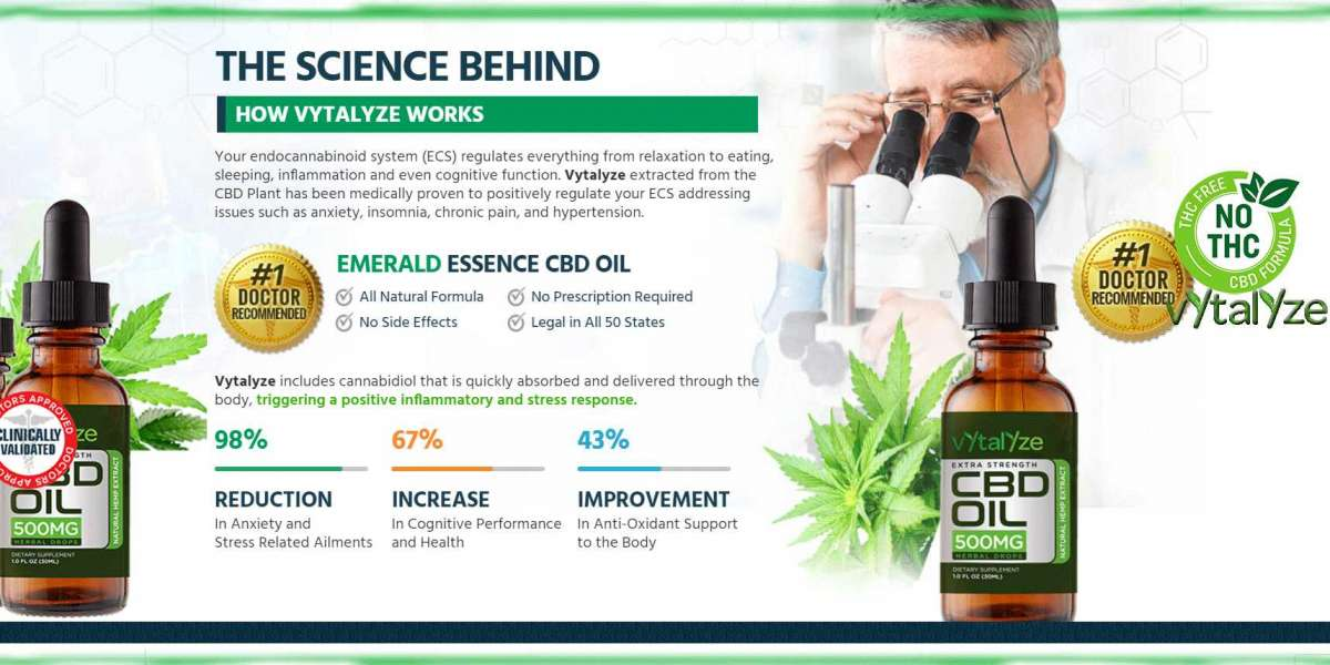 what is Vytalyze CBD Oil ?