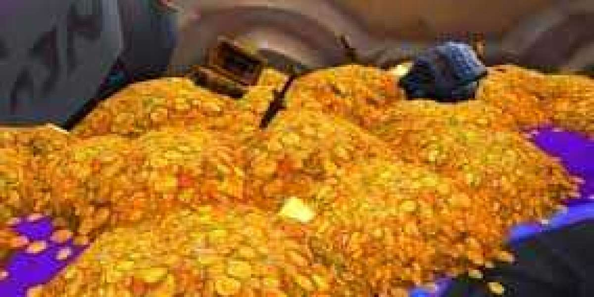 The Unadvertised Details Into Wow Gold