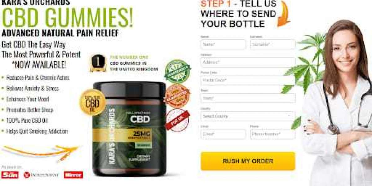 Karas Orchards CBD Gummies [Latest Update 2021]: Is IT Scam Or Real?