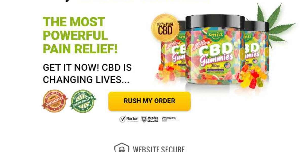 Smilz CBD Gummies: Reviews, How Does It Work, Benefits, Price, Offer & Buy?