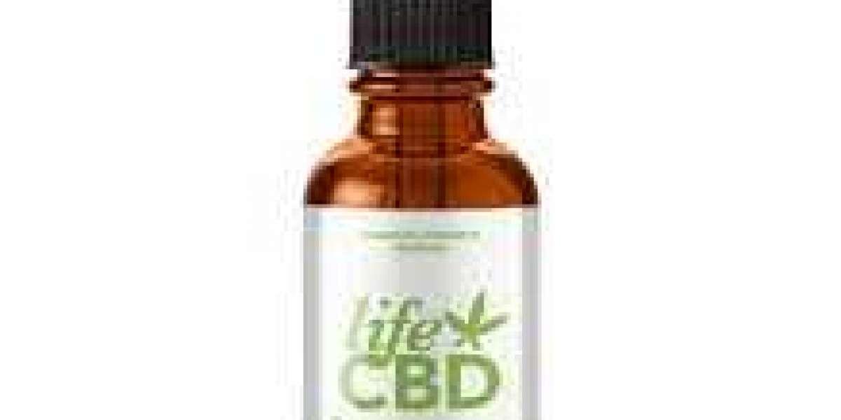 Life CBD Essential Oil