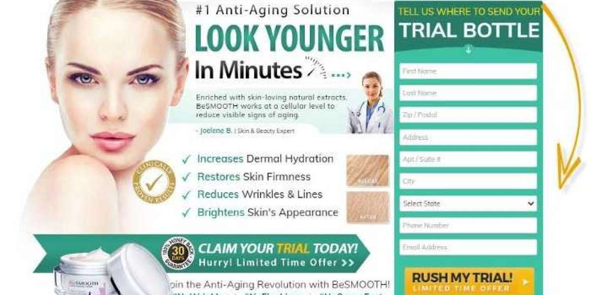 """BeSMOOTH Anti-Aging Cream Reviews 2021 - """"Pros & Cons"""""""
