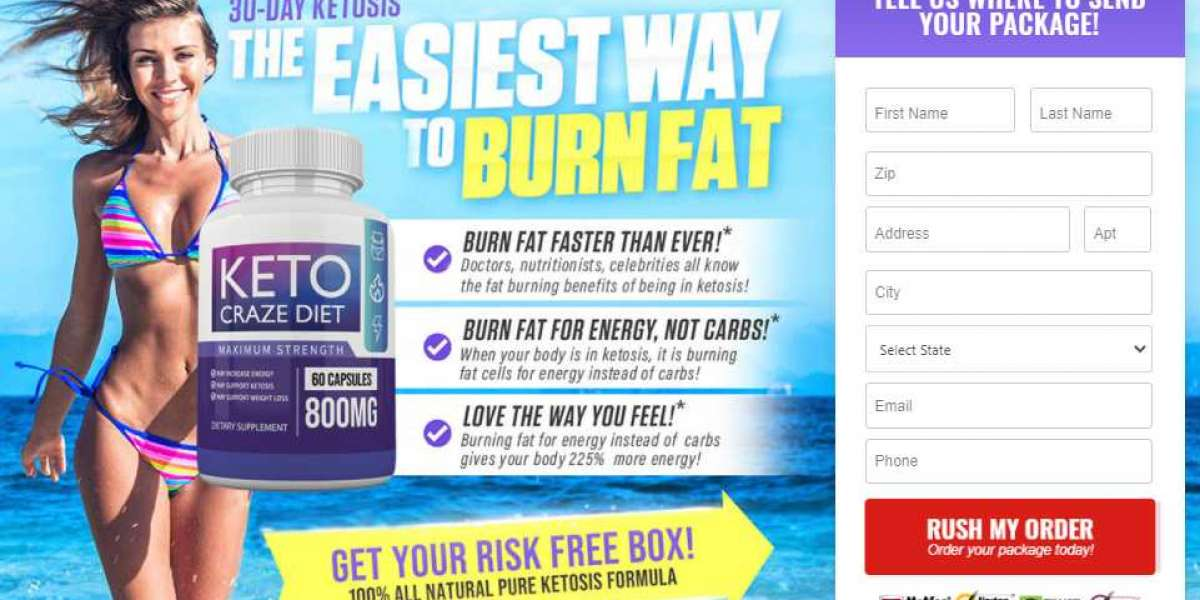 Keto Craze {2021 Pills }, Reviews, Male Update IS It Scam Or Work?