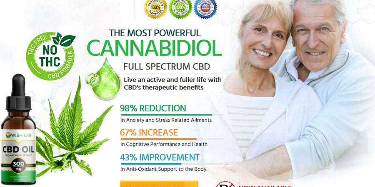 Wish Lab CBD Oil ™ | Official Website And Use Reviews [2021]