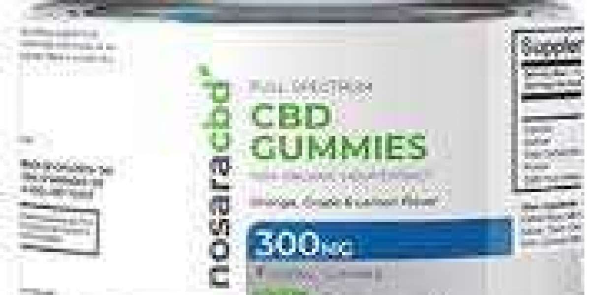 Nosara CBD Gummies
