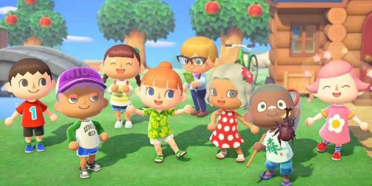 Americans have been going crazy over the Animal Crossing