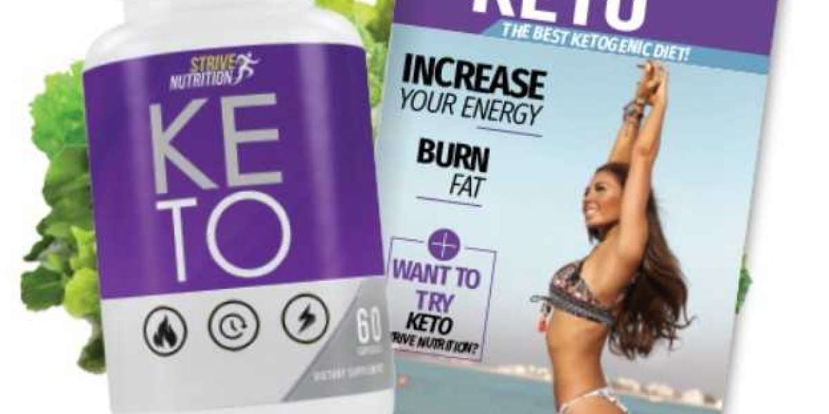 Strive Nutrition Keto   Official Website & Reviews 2021
