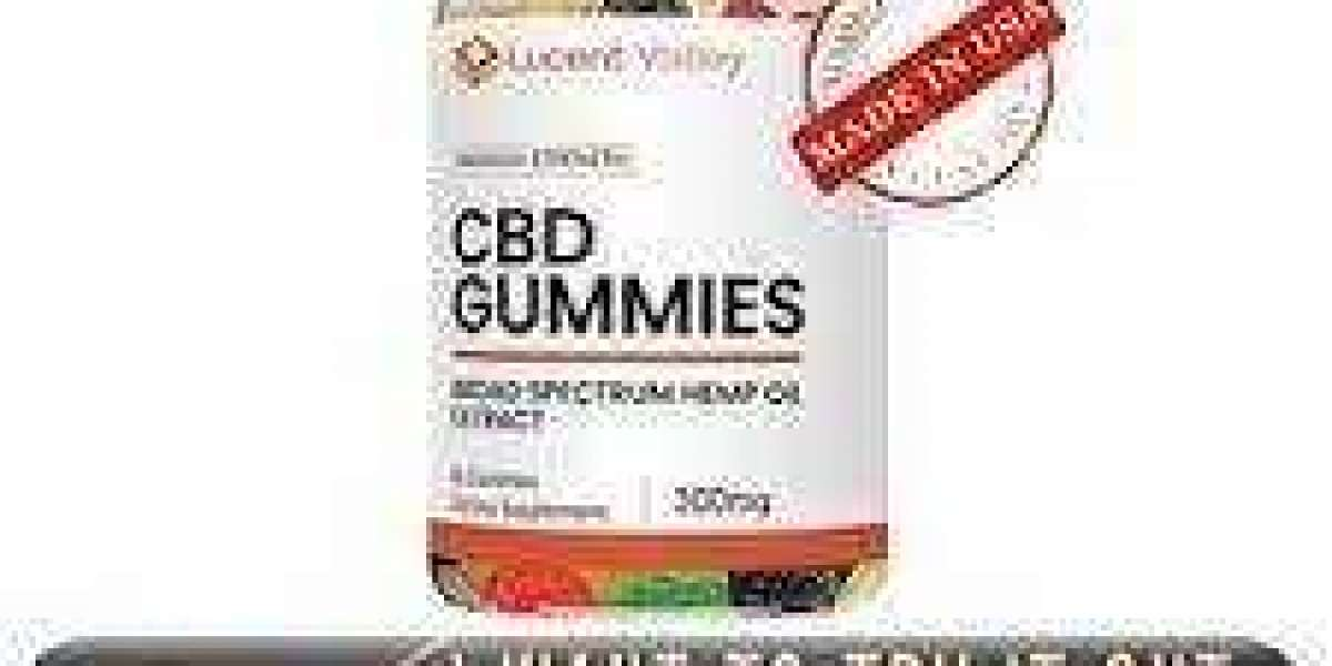 Lucent Valley CBD Gummies