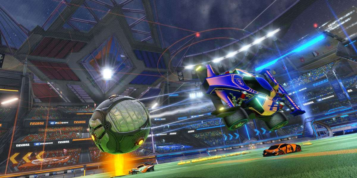The Rocket League x Monstercat Music Pack offers gamers