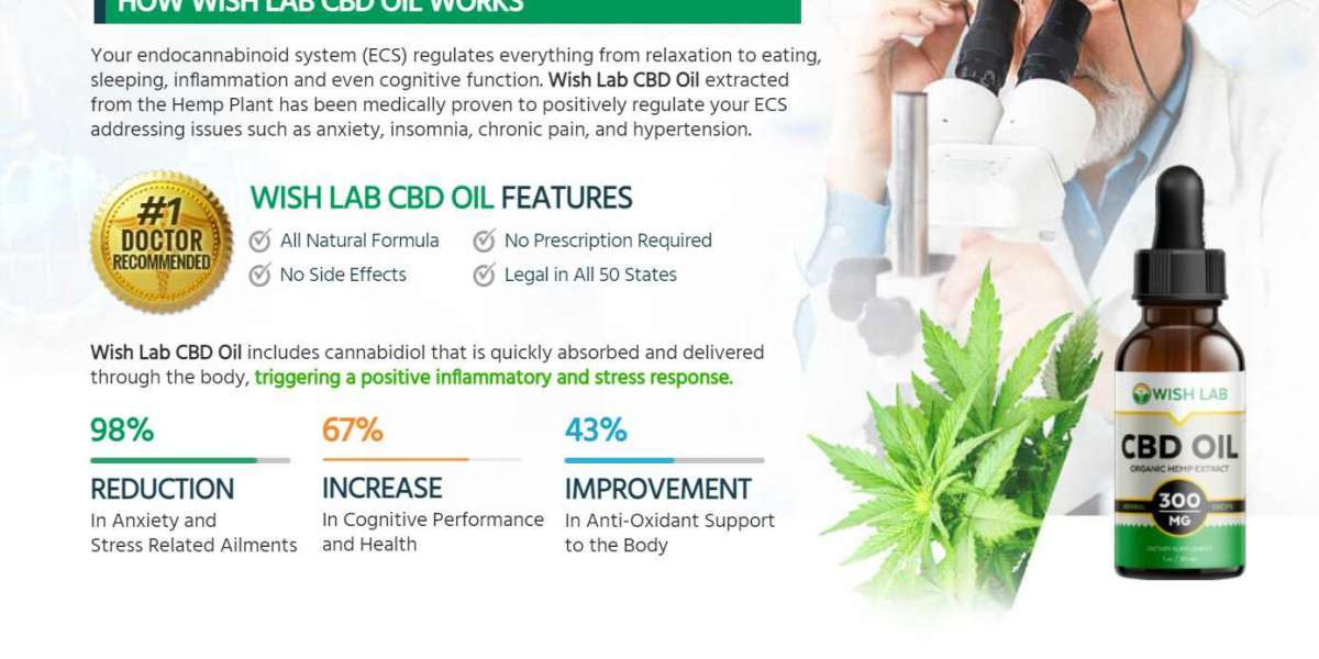 Why use Wish Lab CBD Oil?