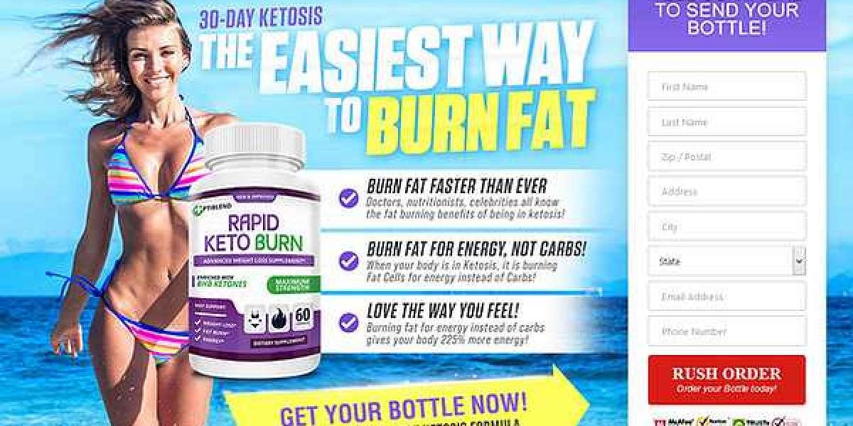 Rapid Burn Keto Pills Side Effects!!