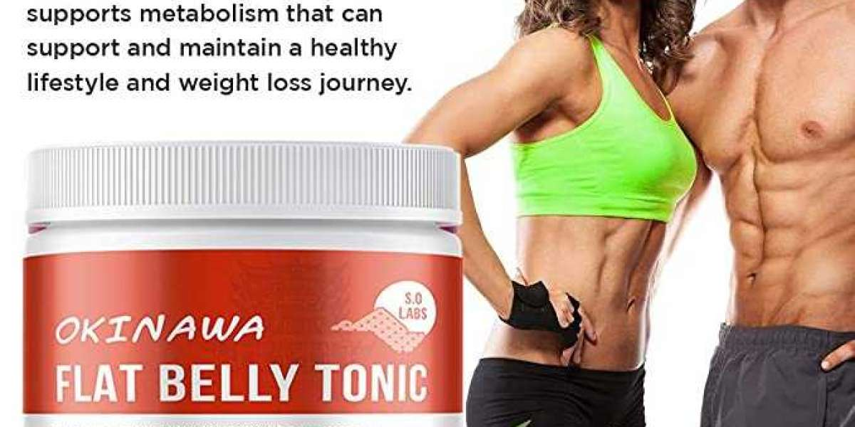 Okinawa Flat Belly Tonic - Best Weight Loss Formula In 2021