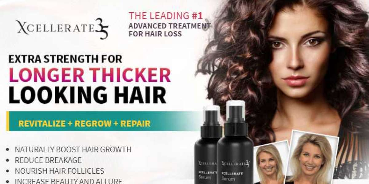 Xcellerate 35 Hair Growth Reviews 2021 Benefit # Price!!