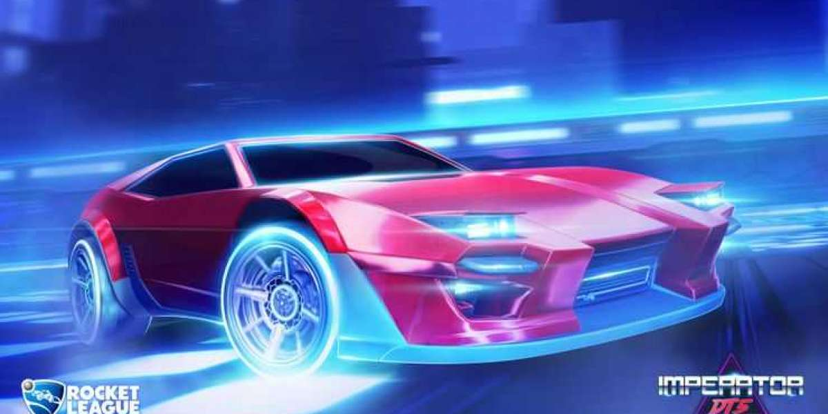The training periods in Rocket League are virtually beneficial