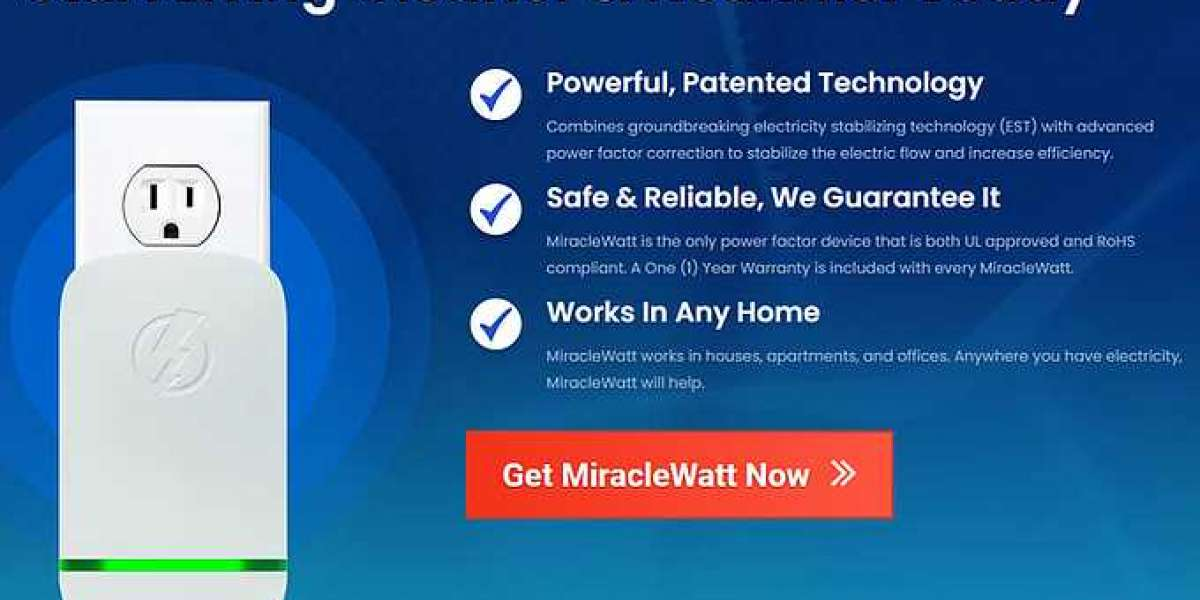 MiracleWatt Energy Saver Gadget: Try This Device To Reduce Electricity Bill Charges!