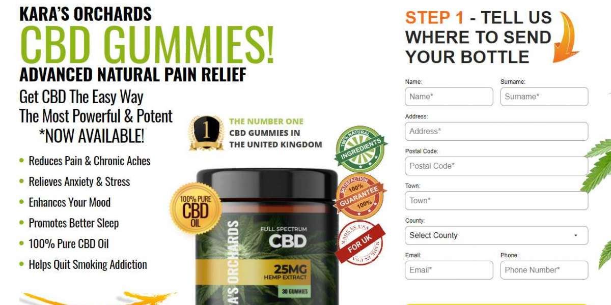 Kara's Orchards CBD Gummies Price Reviews: Prices And Benefits