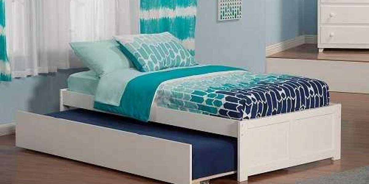 Benefits of Twin platform Beds for Kids