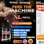 XL Real Muscle Gainer Profile Picture