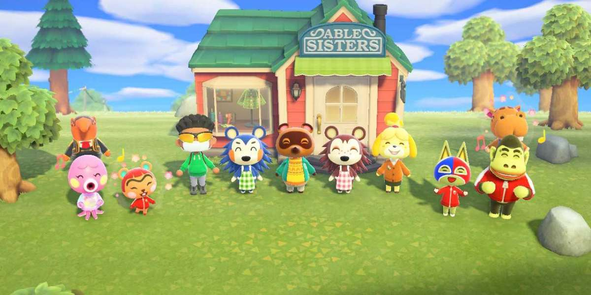 The Animal Crossing series is all about letting players construct