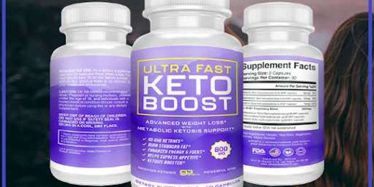 Ultra Fast Keto Boost Diet Pills – Is It Safe For All Ages People?