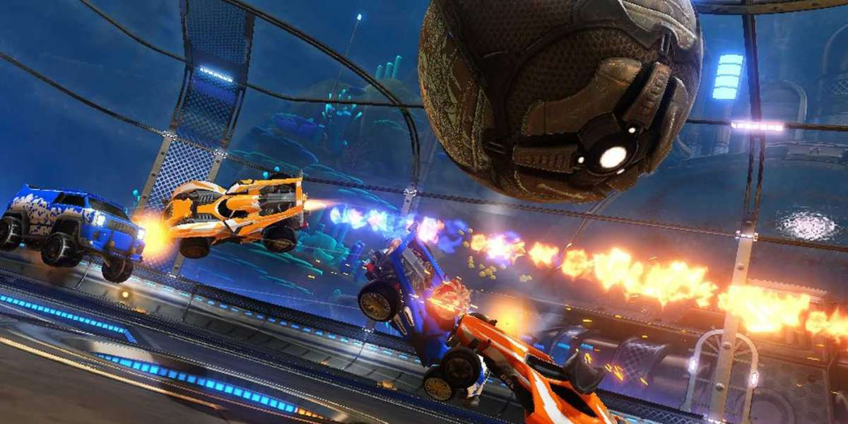 Rocket League has introduced the return of Rocket Labs