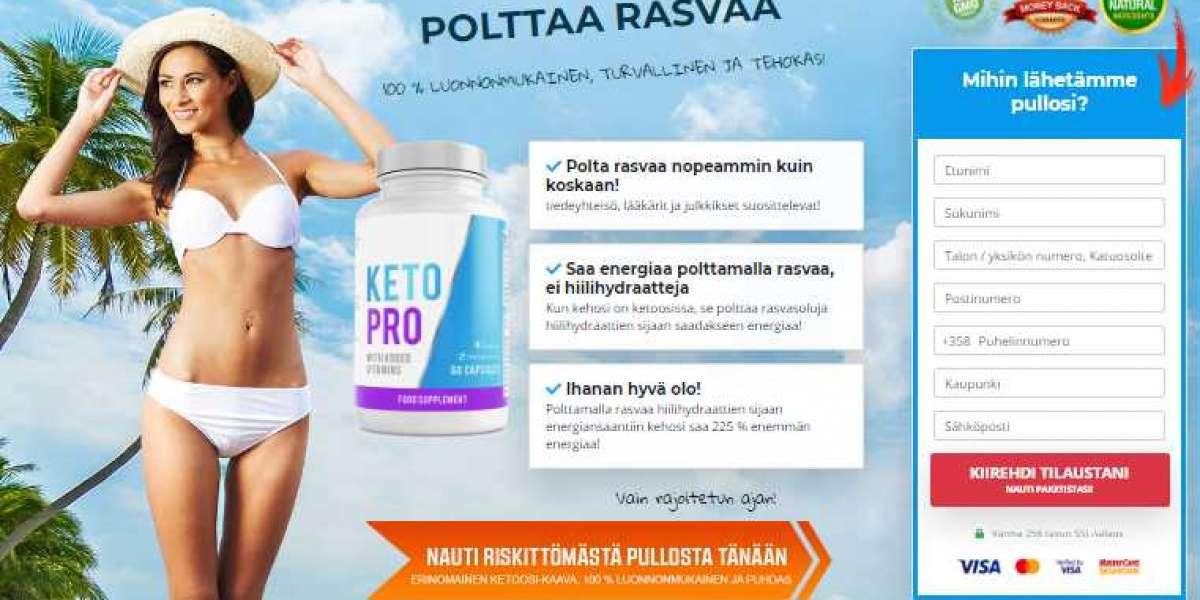 Keto Pro Finland [Huijaus vai ei]: Toimiiko se todella vai huijaus?
