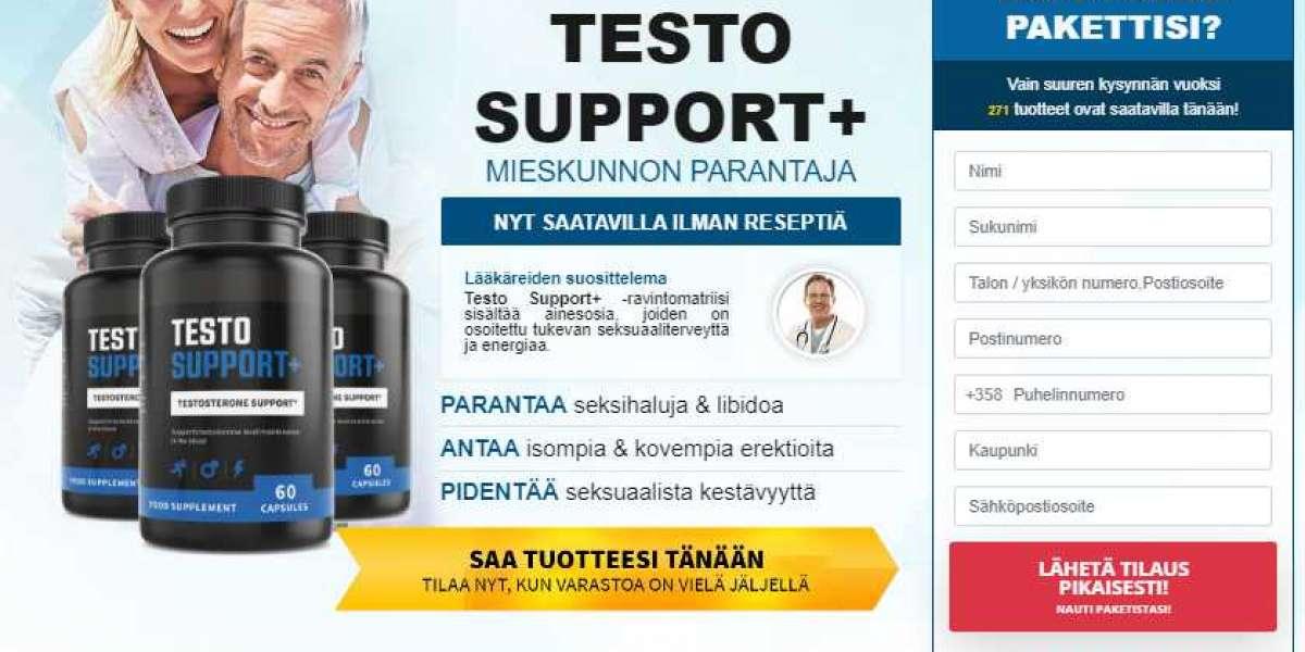 Testo Support Plus Finland - Kuinka käyttää nopeita tuloksia?