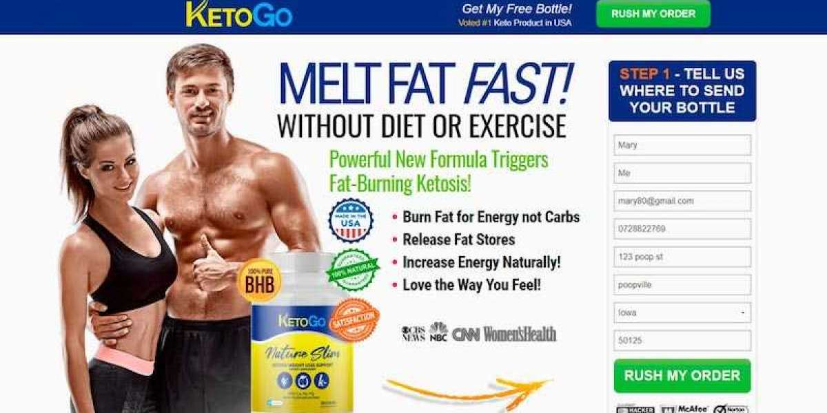 Keto Go Advanced Fat Burner Pills – Check Expert Opinions!