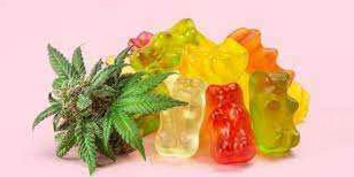 Dragons Den CBD Gummies