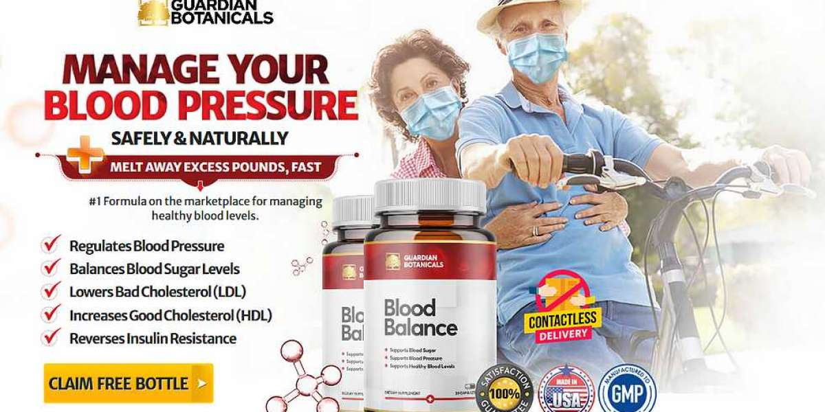 Guardian Botanicals Blood Balance: Manage Your Blood Pressure