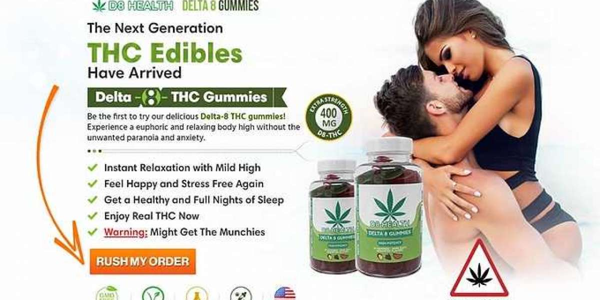 D8 Health Delta 8 Gummies Scam Exposed – Does It Really Exist Or Not?
