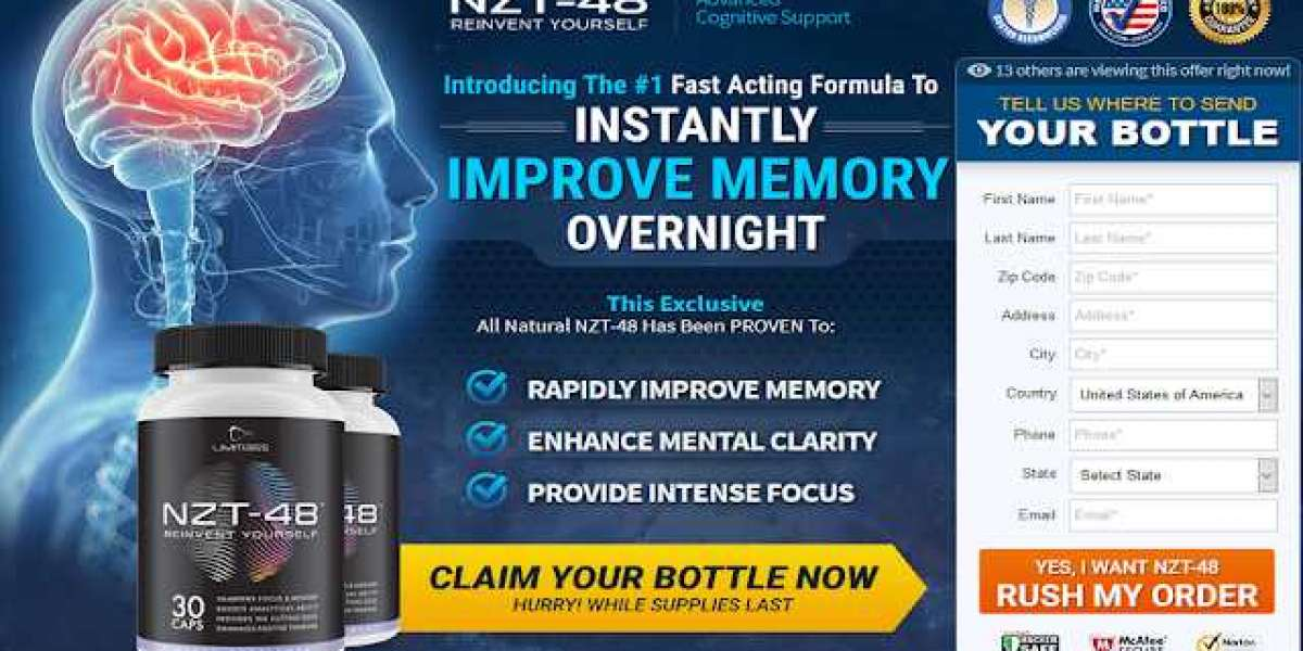 Believe the early users: the effects of NZT-48 Brain are unbelievable.
