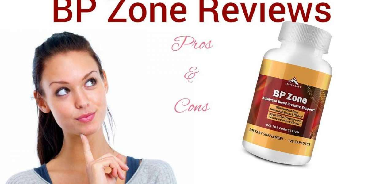 How Does BP Zone Regulate Blood Pressure Level?